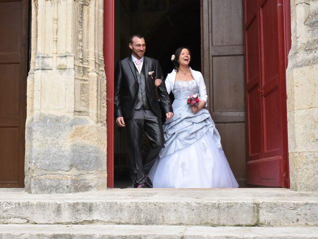 Le mariage de Damien et Fanny à Soligny-les-Étangs, Aube 13