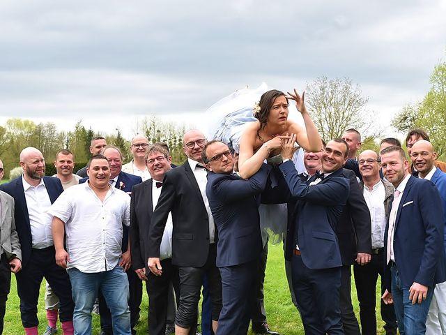 Le mariage de Damien et Fanny à Soligny-les-Étangs, Aube 14