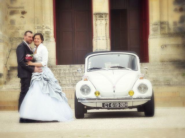 Le mariage de Damien et Fanny à Soligny-les-Étangs, Aube 15