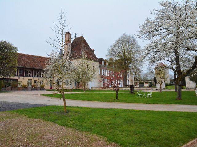 Le mariage de Damien et Fanny à Soligny-les-Étangs, Aube 23