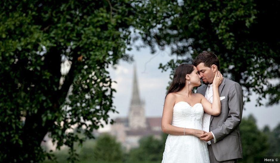 Le mariage de Rudy et Stéphanie à Autun, Saône et Loire