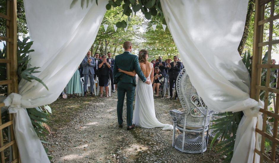 Le mariage de Adrien et Eline à Verteuil-sur-Charente, Charente