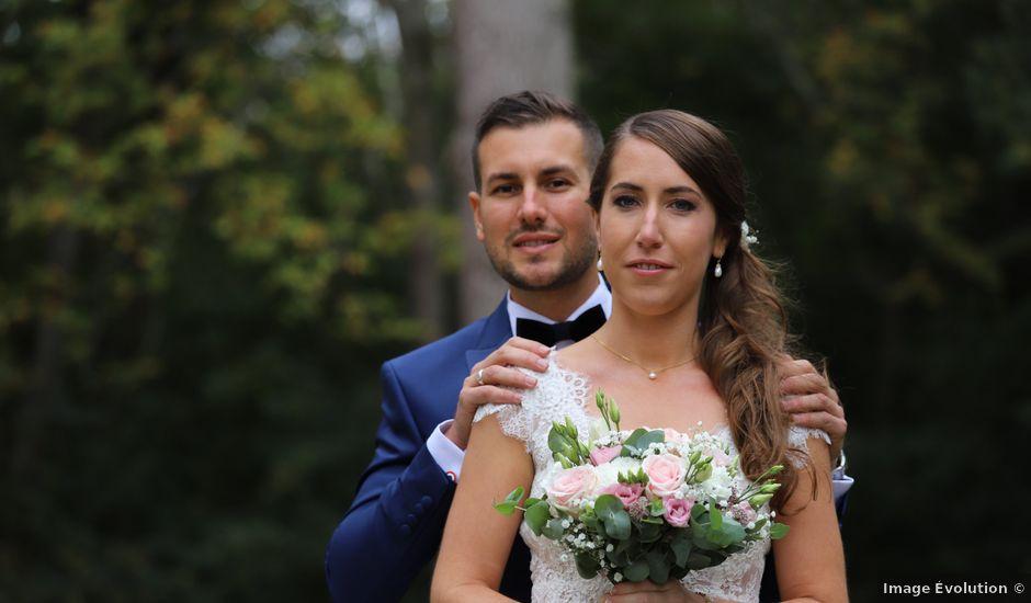Le mariage de Guillaume et Adeline à Vendeuvre-du-Poitou, Vienne