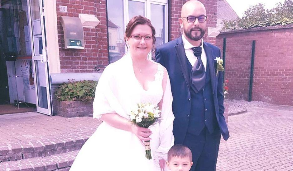 Le mariage de Frédéric et Laura à Féchain, Nord
