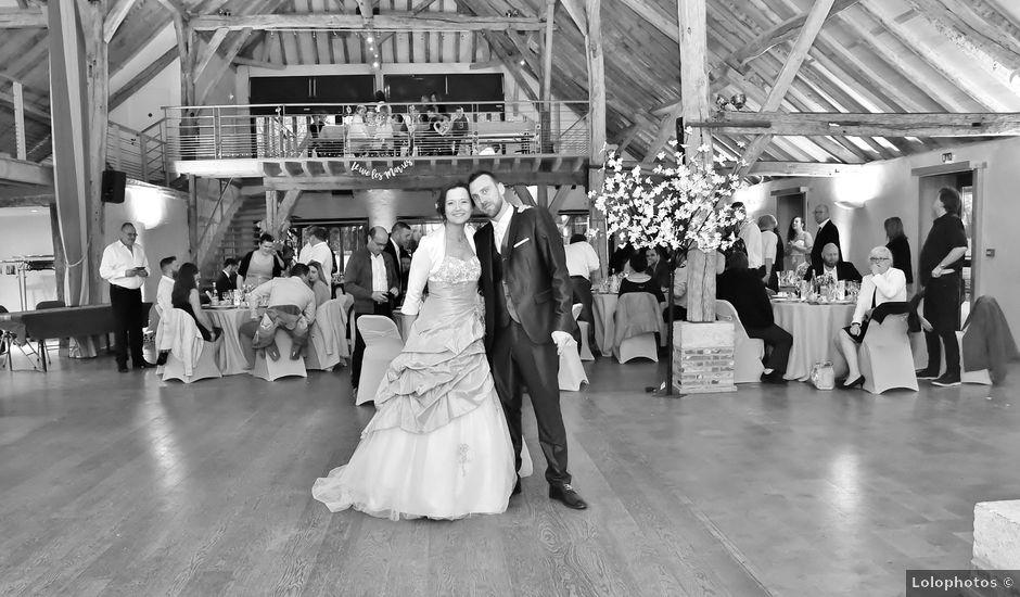 Le mariage de Damien et Fanny à Soligny-les-Étangs, Aube