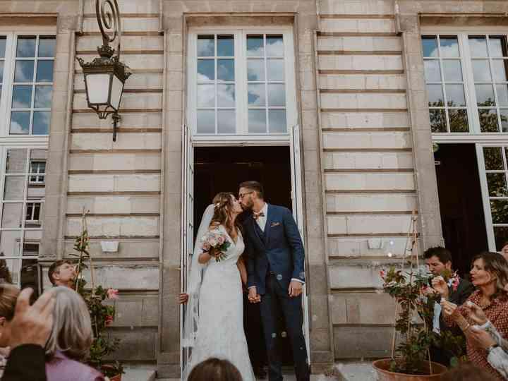 Le mariage de Claire et Antoine