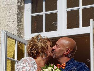 Le mariage de Isabelle  et Stéphane  2