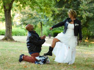 Le mariage de Isabelle  et Stéphane