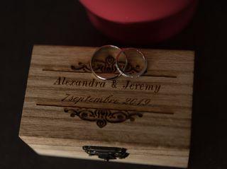 Le mariage de Alexandra et Jérémy 3