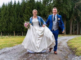 Le mariage de Valerie  et Yves