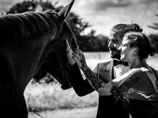 Le mariage de Marine et Clément