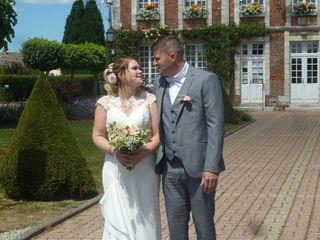 Le mariage de Laëtitia  et Anthony
