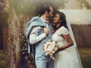 Le mariage de Fabienne et Jean-François