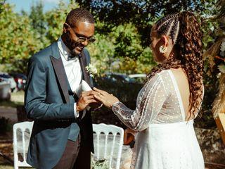 Le mariage de Andy et Deborah