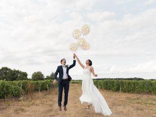 Le mariage de Léa et Stephen