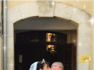 Le mariage de Julie  et Alain 1