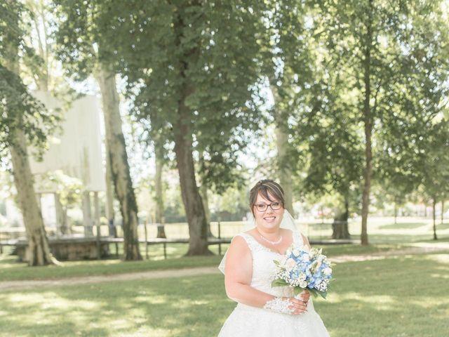 Le mariage de Gaylor et Elodie à Gray, Haute-Saône 11