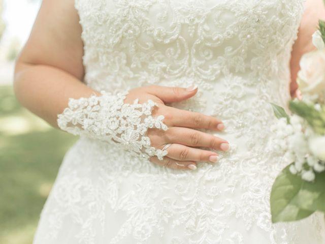 Le mariage de Gaylor et Elodie à Gray, Haute-Saône 12