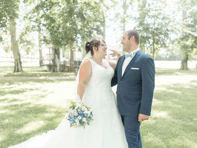 Le mariage de Gaylor et Elodie à Gray, Haute-Saône 14