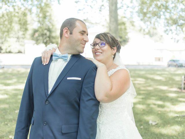 Le mariage de Gaylor et Elodie à Gray, Haute-Saône 15