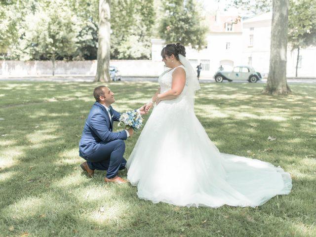Le mariage de Gaylor et Elodie à Gray, Haute-Saône 17