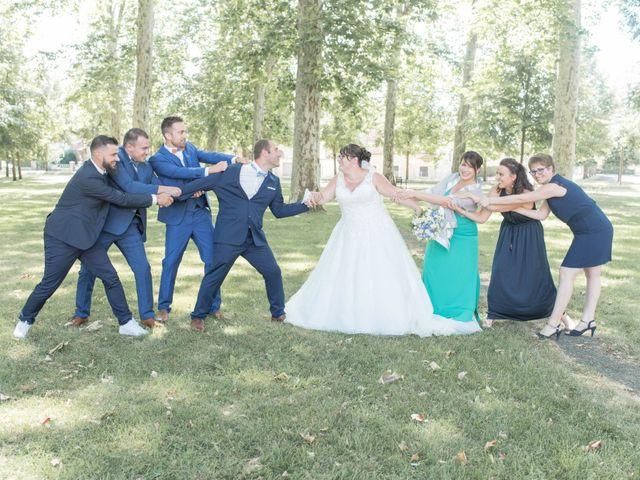Le mariage de Gaylor et Elodie à Gray, Haute-Saône 22