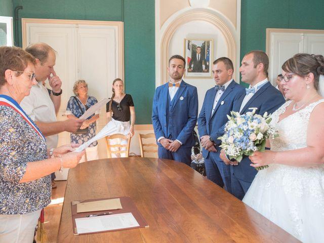 Le mariage de Gaylor et Elodie à Gray, Haute-Saône 24