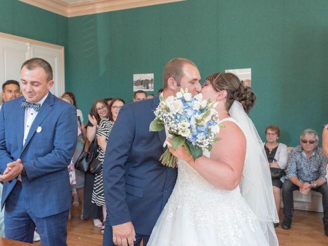 Le mariage de Gaylor et Elodie à Gray, Haute-Saône 26