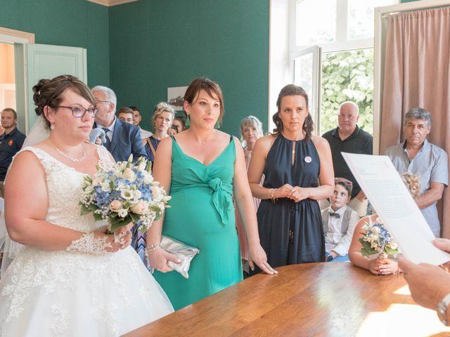 Le mariage de Gaylor et Elodie à Gray, Haute-Saône 29