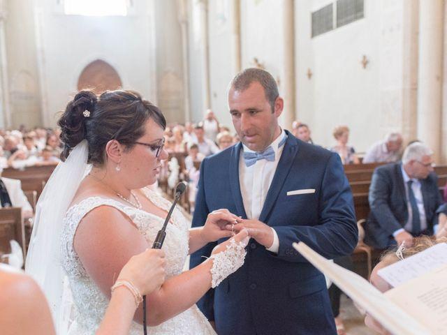 Le mariage de Gaylor et Elodie à Gray, Haute-Saône 34