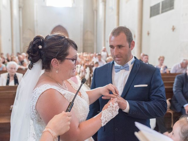 Le mariage de Gaylor et Elodie à Gray, Haute-Saône 35