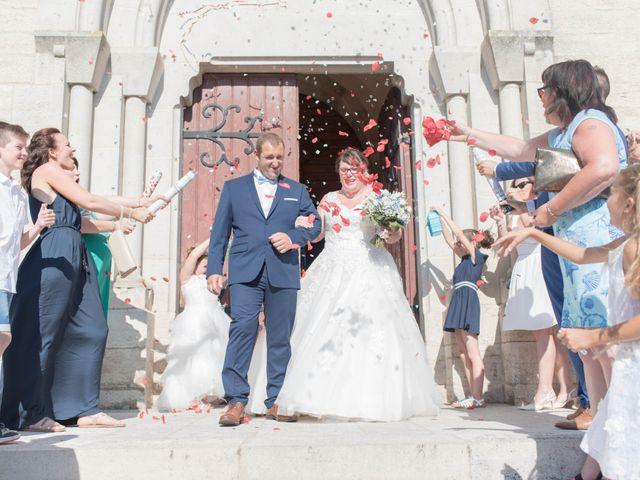 Le mariage de Gaylor et Elodie à Gray, Haute-Saône 37