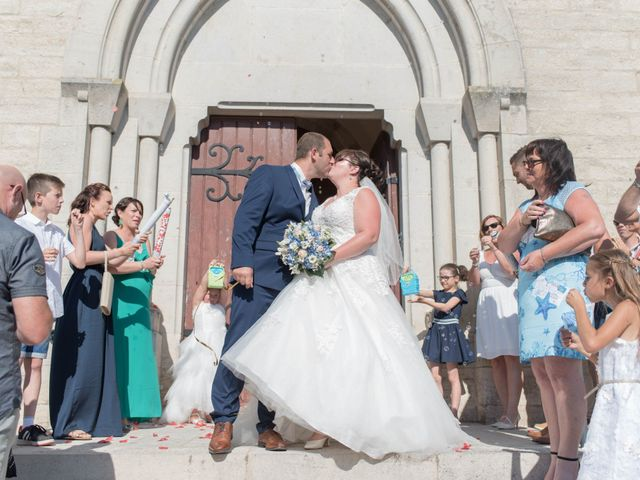 Le mariage de Gaylor et Elodie à Gray, Haute-Saône 40