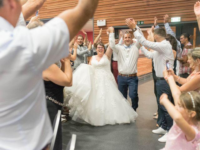 Le mariage de Gaylor et Elodie à Gray, Haute-Saône 58