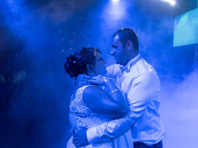 Le mariage de Gaylor et Elodie à Gray, Haute-Saône 62