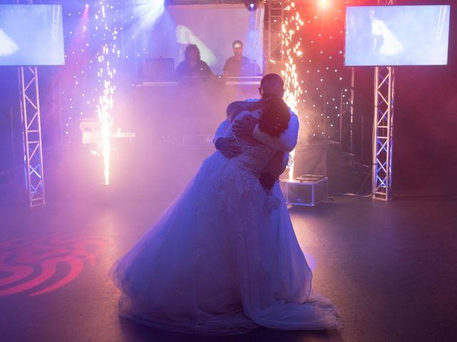 Le mariage de Gaylor et Elodie à Gray, Haute-Saône 63
