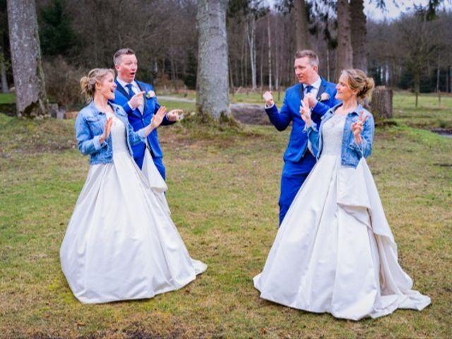 Le mariage de Yves et Valerie  à Stavelot, Liège 21