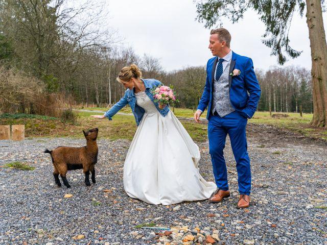Le mariage de Yves et Valerie  à Stavelot, Liège 22