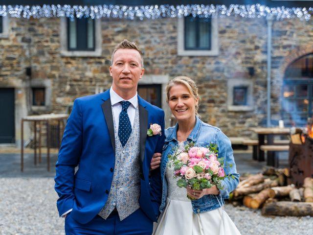Le mariage de Yves et Valerie  à Stavelot, Liège 24