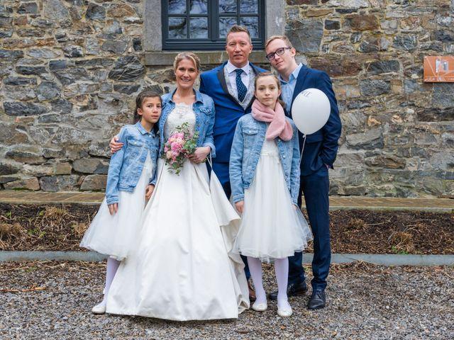 Le mariage de Yves et Valerie  à Stavelot, Liège 25
