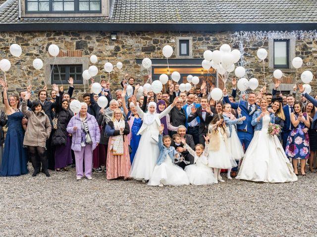 Le mariage de Yves et Valerie  à Stavelot, Liège 28
