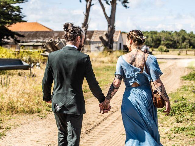 Le mariage de Clément et Marine à Le Bois-Plage-en-Ré, Charente Maritime 28