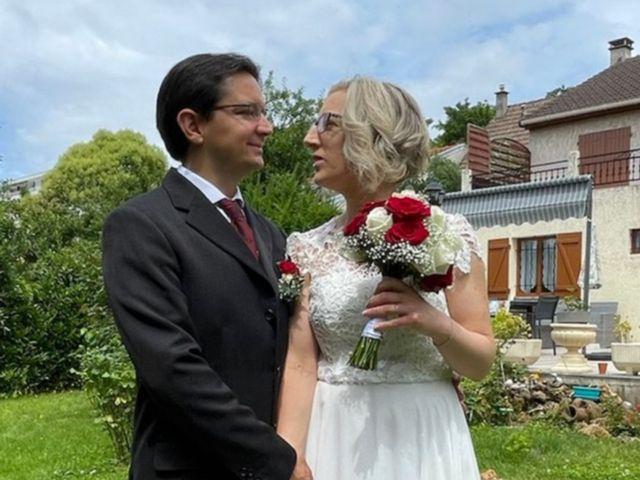 Le mariage de Stéphane  et Maïté  à Fontenay-sous-Bois, Val-de-Marne 3