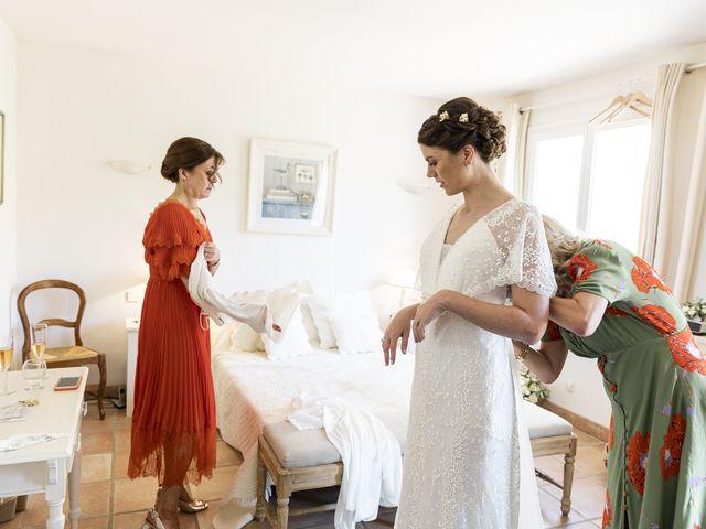 Le mariage de Valentin et Annabel à Ollioules, Var 56