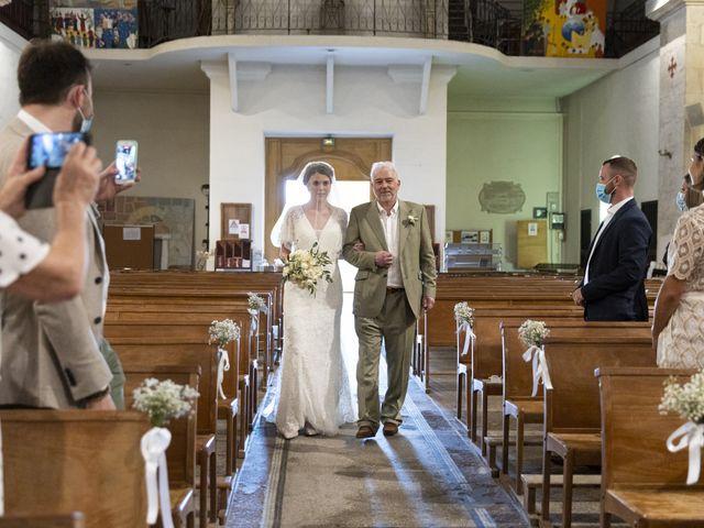 Le mariage de Valentin et Annabel à Ollioules, Var 76