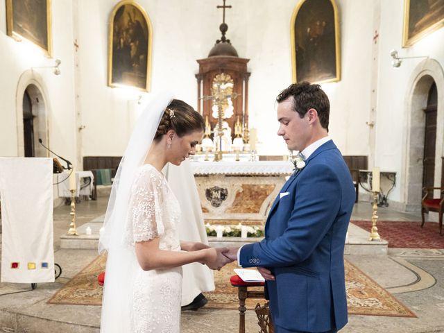 Le mariage de Valentin et Annabel à Ollioules, Var 90