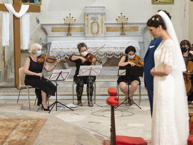 Le mariage de Valentin et Annabel à Ollioules, Var 92