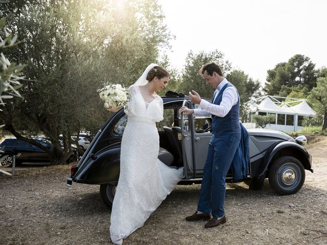 Le mariage de Valentin et Annabel à Ollioules, Var 115