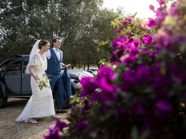 Le mariage de Valentin et Annabel à Ollioules, Var 116