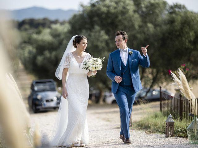 Le mariage de Valentin et Annabel à Ollioules, Var 118